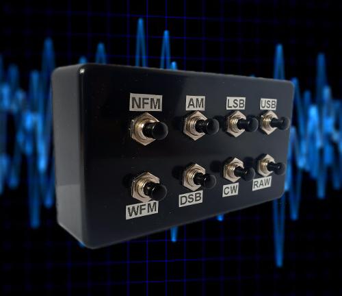 SDR Sharp Mode Controller